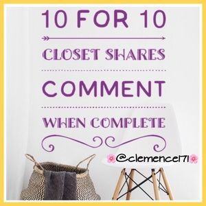 Other - 10 for 10 shares